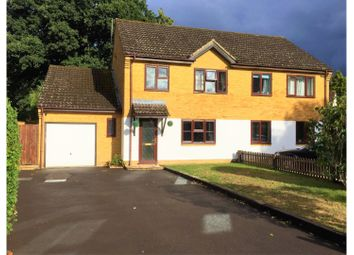 4 bed semi-detached house for sale in The Grove, Verwood BH31