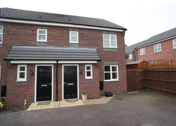Thumbnail 3 bed semi-detached house to rent in Bishop Lonsdale Way, Mickleover, Derby