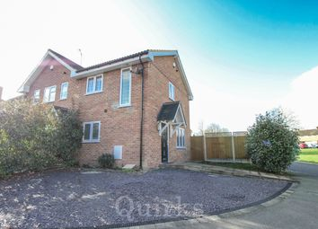 Thumbnail 2 bed end terrace house for sale in Thrift Green, Brentwood, Essex