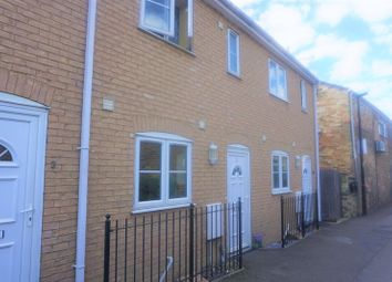 Thumbnail 2 bedroom terraced house to rent in Edgars Row, Whittlesey, Peterborough