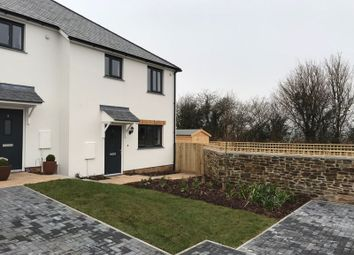Thumbnail 3 bed end terrace house for sale in Down View Road, Denbury, Newton Abbot