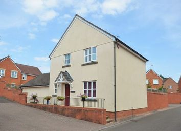 Thumbnail 3 bed detached house for sale in Massey Road, Tiverton