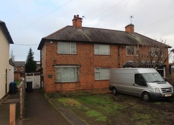 Thumbnail 4 bed semi-detached house to rent in Gordon Road, West Bridgford