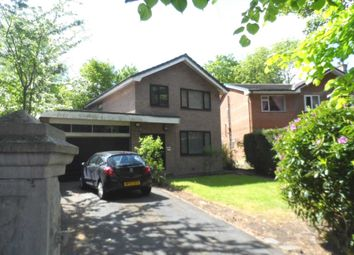Thumbnail 3 bedroom detached house for sale in St. Anns Road, Prestwich, Manchester