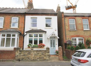 Thumbnail 2 bed semi-detached house for sale in Winnock Road, Yiewsley, Middlesex