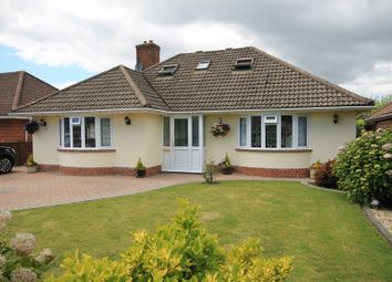 Thumbnail 4 bed bungalow for sale in Crossmead Avenue, New Milton