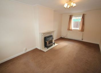 Thumbnail 2 bed terraced house to rent in St. Serfs Road, Tullibody, Alloa