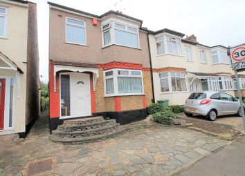 Thumbnail 3 bed end terrace house to rent in Globe Rd, Hornchurch