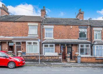 Thumbnail 2 bed terraced house to rent in Harcourt Street, Stoke-On-Trent
