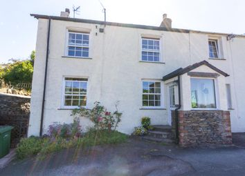 Thumbnail 3 bed end terrace house for sale in Grizebeck, Kirkby-In-Furness