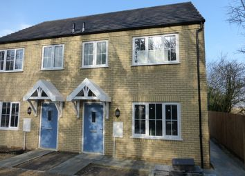 Thumbnail 3 bed semi-detached house for sale in High Road, Newton In The Isle, Wisbech