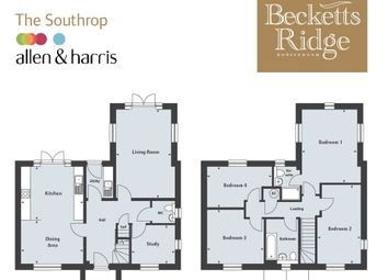 Thumbnail 4 bedroom detached house for sale in Colton Road, Shrivenham, Oxfordshire
