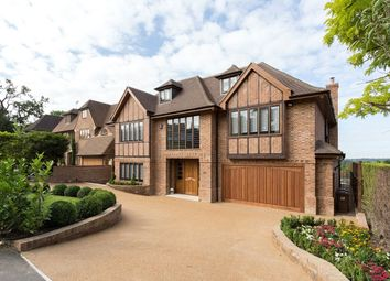 Thumbnail 5 bed detached house for sale in Prowse Avenue, Bushey Heath, Hertfordshire