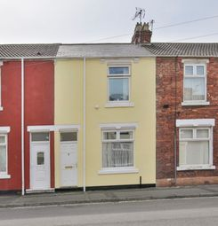 Thumbnail 3 bed terraced house for sale in 13 Hereford Street, Hartlepool, Cleveland