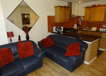 Thumbnail 1 bed flat for sale in Vere Street, Barry