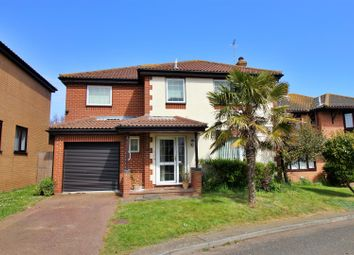 Thumbnail 4 bed detached house for sale in Lancaster Rise, Mundesley, Norwich