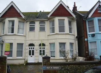 Thumbnail 2 bed flat to rent in Alexandra Road, Worthing