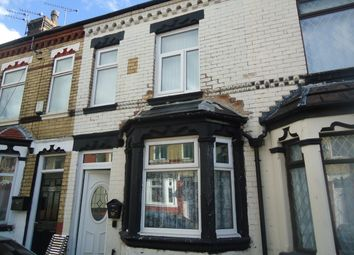 Thumbnail 3 bed terraced house for sale in Stovell Road, Moston, Manchester