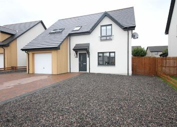 Thumbnail 3 bed detached house for sale in Holyrood Drive, Elgin