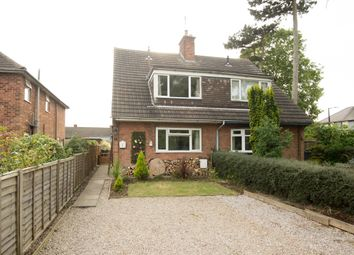 Thumbnail 3 bed semi-detached house for sale in Pine Close, Stoke Golding, Nuneaton