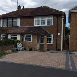 Thumbnail 3 bedroom semi-detached house for sale in Smiths Lane, Windsor