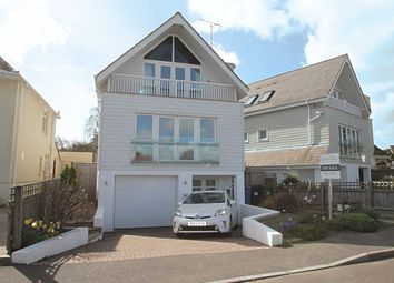 Thumbnail 4 bedroom detached house for sale in Arley Road, Whitecliff, Poole