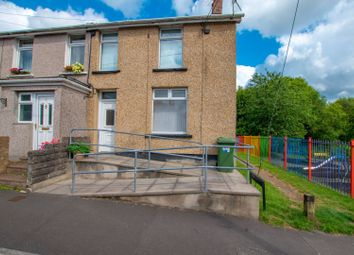 3 bed end terrace house for sale in Hill Street, Hengoed CF82