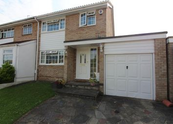 3 bed semi-detached house for sale in Arne Grove, Orpington, Kent BR6