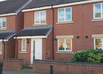 3 bed semi-detached house for sale in Greenock Crescent, Monmore Grange, Wolverhampton WV4