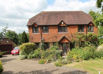 Thumbnail 4 bed equestrian property for sale in Oakland Drive, Robertsbridge