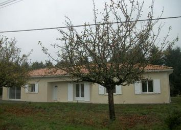 Thumbnail 3 bed bungalow for sale in Chabanais, Charente, France