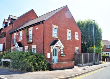 Thumbnail 3 bed semi-detached house for sale in Underwood Court, Glenfield, Leicester