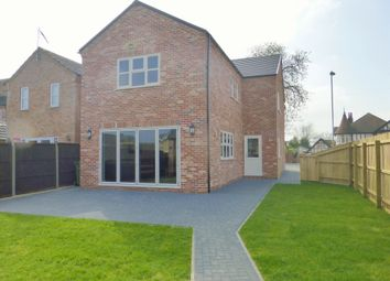 Thumbnail 4 bed detached house for sale in The Avenue, March