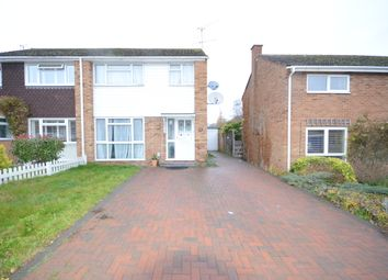 Thumbnail 3 bed semi-detached house to rent in Brill Close, Caversham, Reading