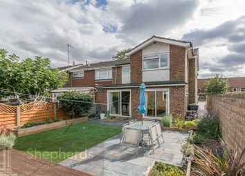 Thumbnail 4 bed end terrace house for sale in Lampits, Hoddesdon, Hertfordshire