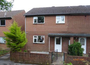 Thumbnail 3 bed semi-detached house to rent in Cameron Close, Tiverton