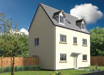Thumbnail 4 bedroom detached house for sale in Nadder Lane, South Molton