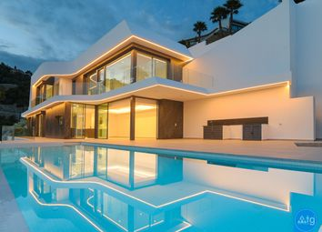 Thumbnail 5 bed villa for sale in Urb. La Vallesa, 47B, 03710 Calpe, Alicante, Spain
