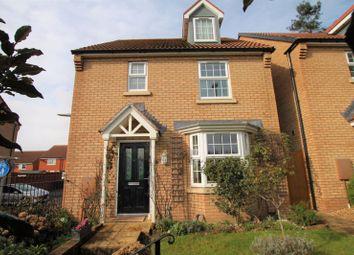 Thumbnail 4 bed detached house for sale in Sellicks Road, Monkton Heathfield, Taunton