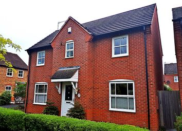 Thumbnail 3 bed detached house to rent in Wood End, Evesham