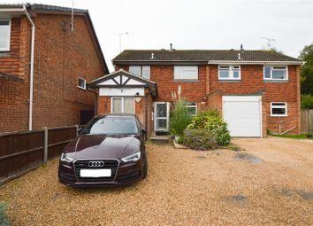 Thumbnail 4 bed semi-detached house to rent in Southfield Way, St.Albans