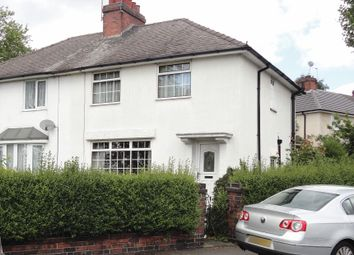 Thumbnail 2 bedroom semi-detached house for sale in Parkhead Road, Dudley, West Midlands