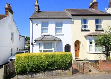 Thumbnail 3 bed semi-detached house for sale in Cowper Road, Hemel Hempstead