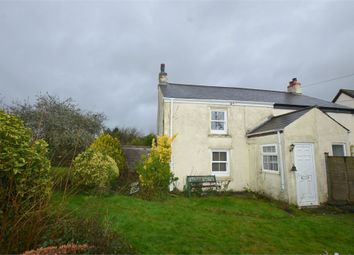 Thumbnail 2 bed semi-detached house for sale in Trewedna Lane, Perranwell Station, Truro
