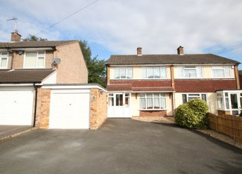 Thumbnail 3 bed semi-detached house for sale in Yeovilton, Tamworth