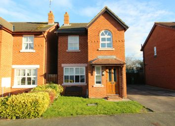 Thumbnail 3 bed detached house for sale in Maes Y Gog, Rhyl, Denbighshire