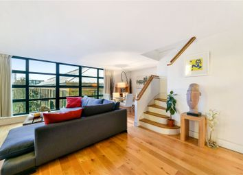 Thumbnail 1 bed property for sale in Wheel House, 1 Burrells Wharf Square, London
