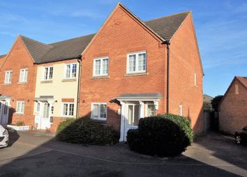 Thumbnail 3 bed end terrace house for sale in Kinderley Close, Sutton Bridge