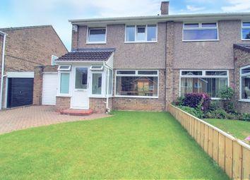 Birkdene, Stocksfield NE43. 3 bed semi-detached house