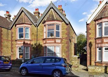Thumbnail 2 bed flat for sale in Beverley Road, Canterbury, Kent